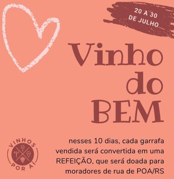 Projeto Vinho do Bem