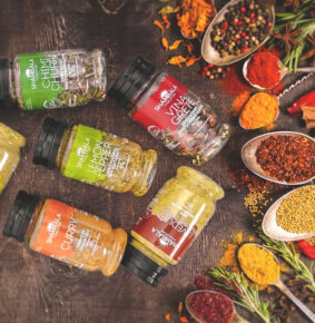 Ingredientes Exclusivamente Naturais Diferenciam Nova Linha de Temperos e Especiarias